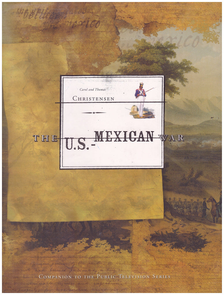 The U.S.-Mexican War - Wide World Maps & MORE! - Book - Brand: Bay Books - Wide World Maps & MORE!