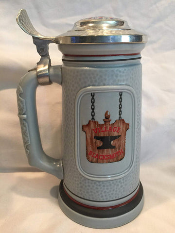 Avon Collectible Beer Stein: The Blacksmith (1985)