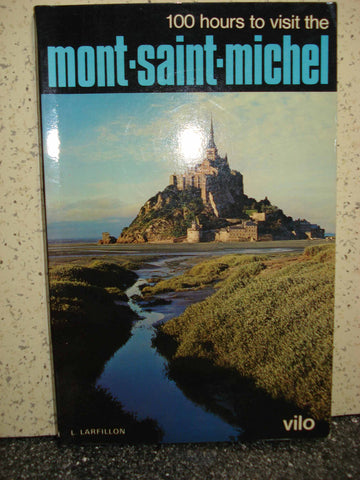 100 Hours to Visit Mont-Saint-Michel - Wide World Maps & MORE! - Book - Wide World Maps & MORE! - Wide World Maps & MORE!