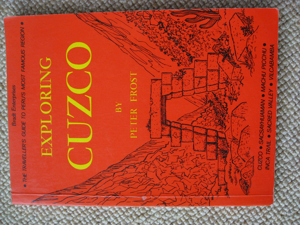 Exploring Cuzco - Wide World Maps & MORE! - Book - Wide World Maps & MORE! - Wide World Maps & MORE!