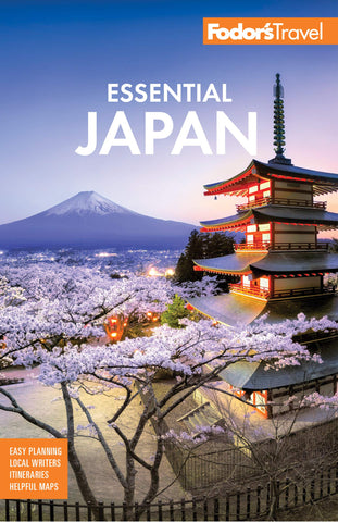 Fodor's Essential Japan (Full-color Travel Guide)