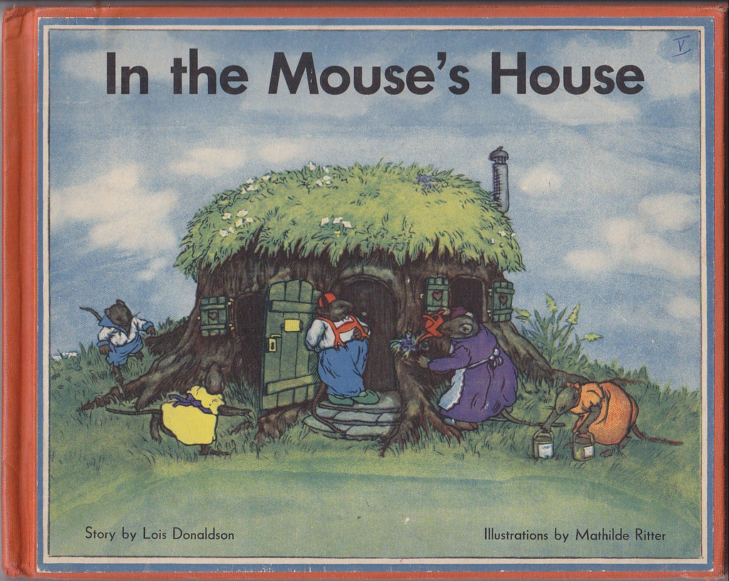In the Mouse's House