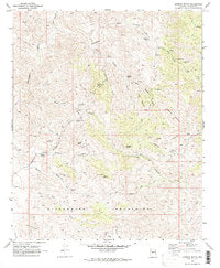 Morgan Butte, AZ 7.5' 1969 - Wide World Maps & MORE! - Map - Wide World Maps & MORE! - Wide World Maps & MORE!