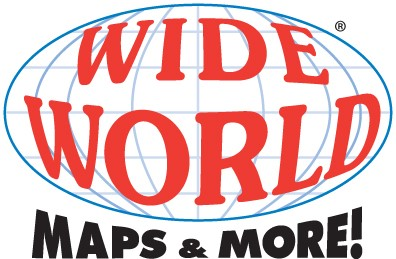 Wide World Maps & MORE! logo