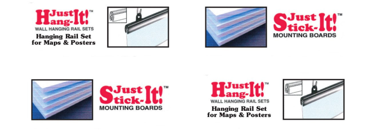 Hanging and Mounting Solutions