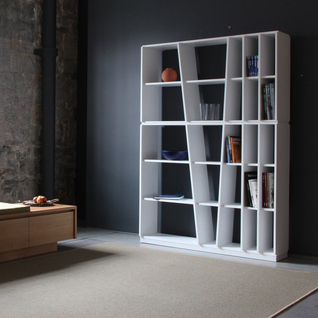 Screen Shelving