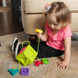 Fat Brain Toys Oombee Shape Sorting Cube