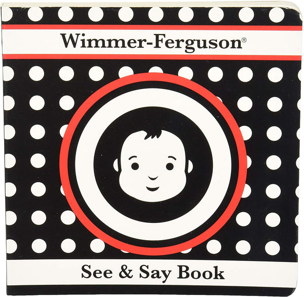 See & Say Board Book