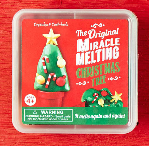 The Original Miracle Melting Christmas Tree