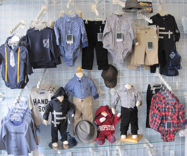 Andy and Evan Baby Boy Clothing