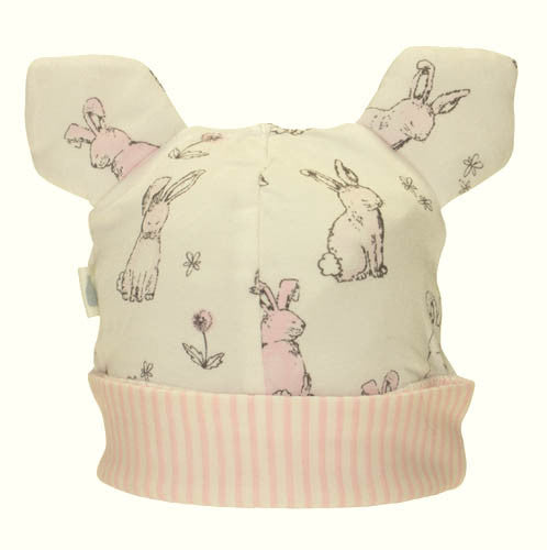 Baby Biscotti Bunny Hop Hat