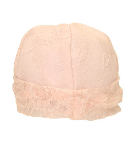 Baby Biscotti Heavenly Lace Hat