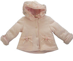 Baby Biscotti Precious in Lace Layette Jacket