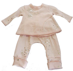 Baby Biscotti Tiny Twinkles Pant Set