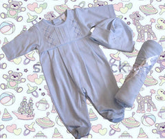 "Kissy Kissy Baby Boy ""Take Me Home"" Outfit"