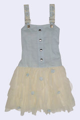 Biscotti Pretty Casual Dress with Lace