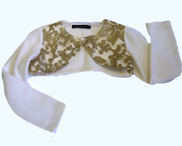 Biscotti Royal Treatment Crop Sweater
