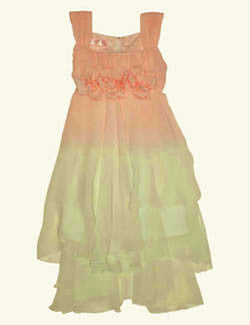 Biscotti Sweet Sorbet Chiffon Dress