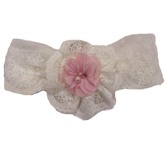 Cach Cach Heather and Lace Headband