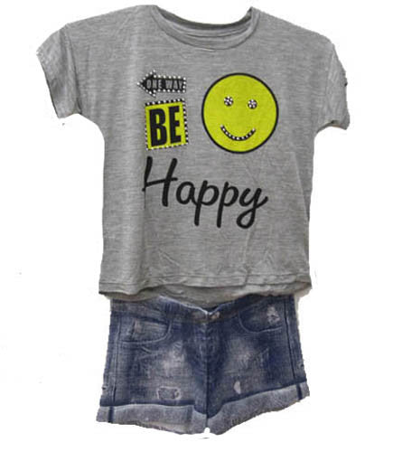 Flowers by Zoe Be Happy Short Set