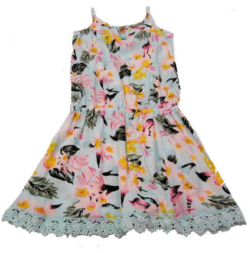 Flowers by Zoe Strappy Hawaiian Dress