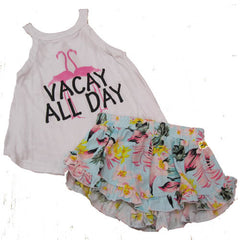 Flowers by Zoe Vacay All Day Short Set