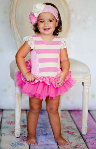 Giggle Moon Light of Life Tutu Romper