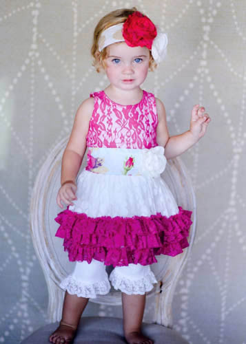 Giggle Moon Living Water Tutu Dress and Shorties