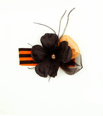 Haute Baby Pumpkin Patch Princess Headband