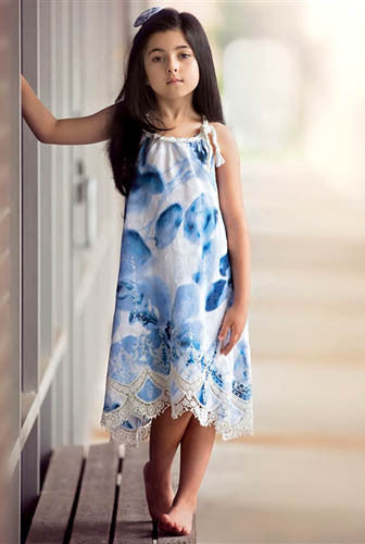 Haute Baby Summer Song Dress