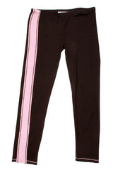 Hipster Genius Pink/Black High Low Legging Set