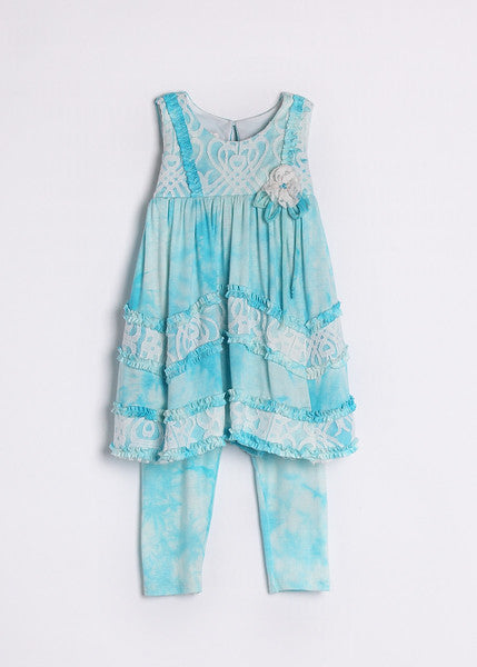 Isobella & Chloe Blue Sky 2 Piece Set