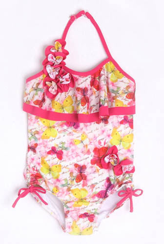 Isobella & Chloe Butterfly Kisses 1 PC Swimsuit