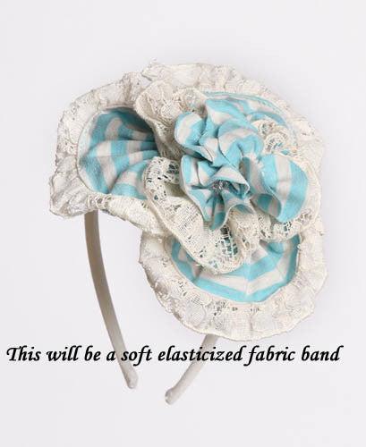 Isobella & Chloe Little Grace Elasticized Headband