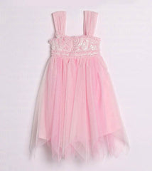 Isobella & Chloe Precious Pink Dress