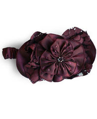 Isobella & Chloe Royal Jewels Elasticized Headband