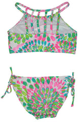 Kate Mack Island Hopping Multi Strap 2 Piece Swimsuit