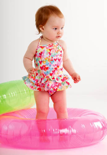 Kate Mack Love is in the Air Tankini Swimsuit