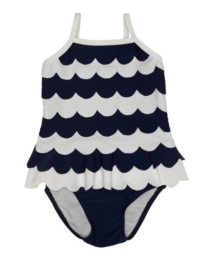 Kate Mack Making Waves Tankini Swimsuit