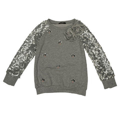Kate Mack Sporty Sparkle Sweatshirt