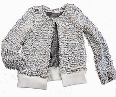 Ragdoll & Rockets Boucle Sweater Cardigan