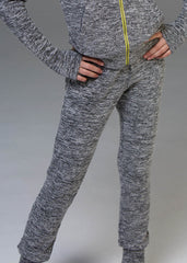 Ragdoll & Rockets Mock Twist Taper Sweatpants