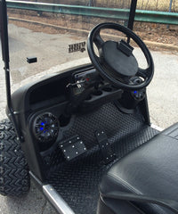 Custom Golf Cart Floor Mat