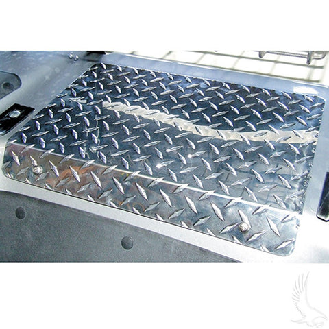Access Panel, Diamond Plate, Club Car