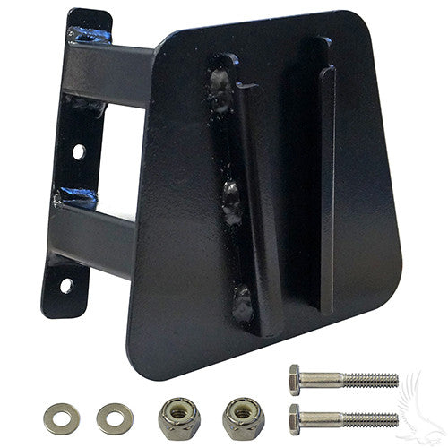Mounting Bracket, Driver Side, Yamaha Drive