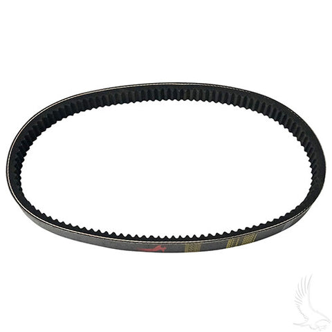 Drive Belt, Yamaha G2-G22 4-cycle Gas 85-06, Drive 12.5+