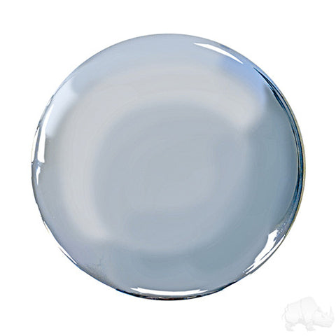 "DISC-Wheel Cover, 8"" Babymoon Chrome"