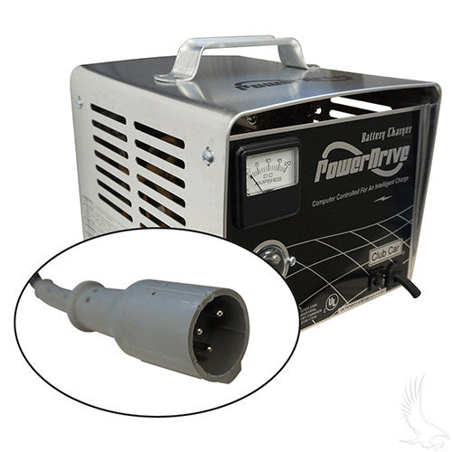 Battery Charger, Club Car PowerDrive 48V