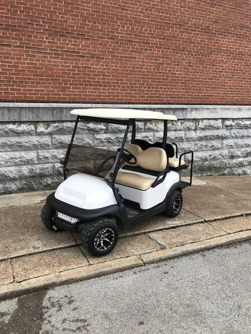 Club Car Precedent 4 passenger 48v electric Golf Cart