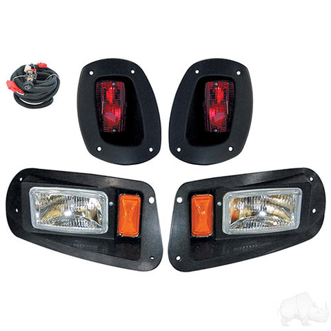 Adjustable Light Kit, E-Z-Go RXV